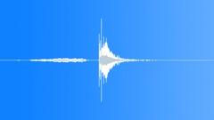 Close Squeaky Metal Door 02 - sound effect