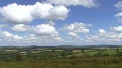 Dartmoor England UK Stock Footage