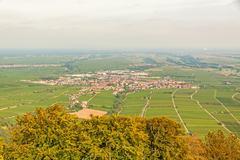 Stock Photo of Southern wine route, Rhineland-Palatinate