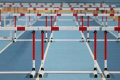 Athletics record attempt races - stock photo