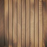 Vector wood plank Stock Illustration
