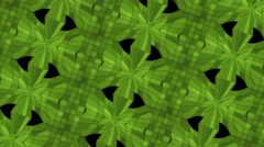 Stock Video Footage of Vj Loops Animation Geometric Art Motion Background