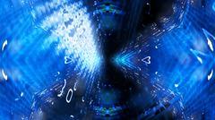 Stock Illustration of Futuristic Technology Screen