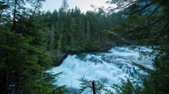 Glacier Park Stock Footage