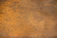 Grunge texture of old rusty metal with scratches and cracks - stock photo