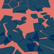 Stock Illustration of Background broken glass