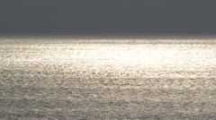 Heavenly Ocean with Unknown Horizon - stock footage