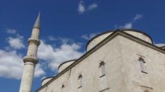 Old Mosque - Eski Mosque Edirne, Turkey Stock Footage