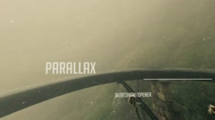 Parallax Intro - stock after effects