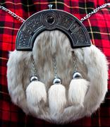 Scottish kilt Stock Photos
