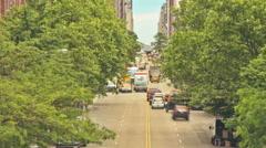 New York City Streets Stock Footage