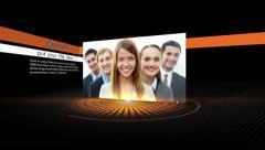 Black Corporate Business Presentation Kuvapankki erikoistehosteet