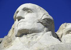 Mount Rushmore National Memorial, USA - stock photo