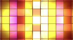 Discotheque flickering lights motion background - 1080p Stock Footage