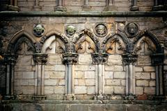 Palace of Holyroodhouse - stock photo