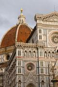Florence Cathedral, Florence, Italy - stock photo