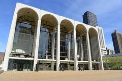 Lincoln Center, New York City - stock photo
