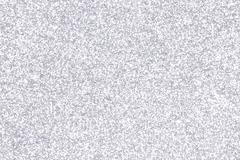 White Silver Glitter Sparkle Texture - stock photo