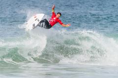 Julian Wilson (AUS) - stock photo