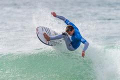 Kolohe Andino (USA) - stock photo