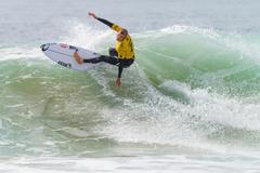 Mick Fanning (AUS) - stock photo