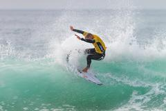 Mick Fanning (AUS) - stock photo