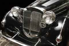 Ancient luxury black car Kuvituskuvat
