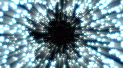 Loop 3D Particles Stock Footage