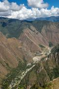 Mountains of the Andes, Peru Stock Photos