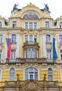 Ministry of Regional Development Prague, Czech Republic - stock photo