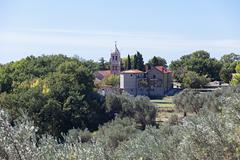 Stock Photo of Serbian Orthodox Monastery of Rezevici