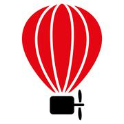 Stock Illustration of Air Balloon Icon