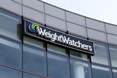 Weight Watchers Corporate Office Building Stock Photos