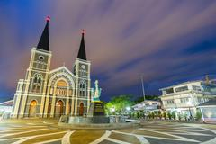 Chanthaburi Church - stock photo