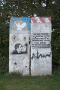 A part of the former Berlin Wall Kuvituskuvat