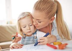 Childcare Stock Photos