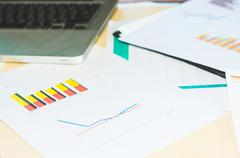 Business marketing Stock Photos