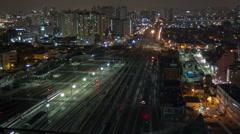 Seoul Korea Cheongnyangni Stock Footage