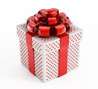 Giftbox Stock Illustration
