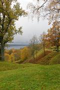 Lake Viljandi Stock Photos