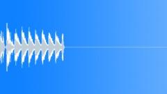 Unusual Platform Game Fx - sound effect