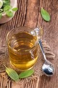 Sage Tea Stock Photos