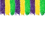 Stock Illustration of Mardi Gras dot background