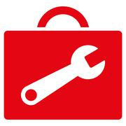 Stock Illustration of Tool Case Icon