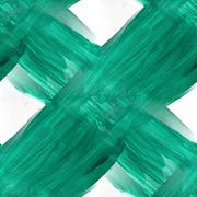 green cross watercolor seamless background for your website wallpapers - stock illustration