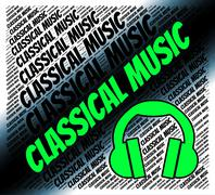 Classical Music Shows Sound Tracks And Audio Piirros