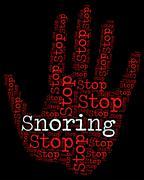 Stop Snoring Indicates Obstructive Sleep Apnea And Osa Piirros