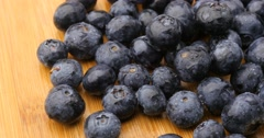 Fruit health fresh natural berries / berry - stock footage