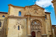 way of Saint James by Santo Domingo de Calzada - stock photo