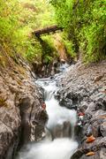 Stock Photo of Ulba River Ecuador